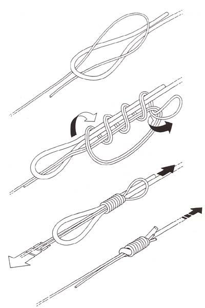 Clicca sulla foto per ingrandirla for Nodo invisibile per unire due fili di lana